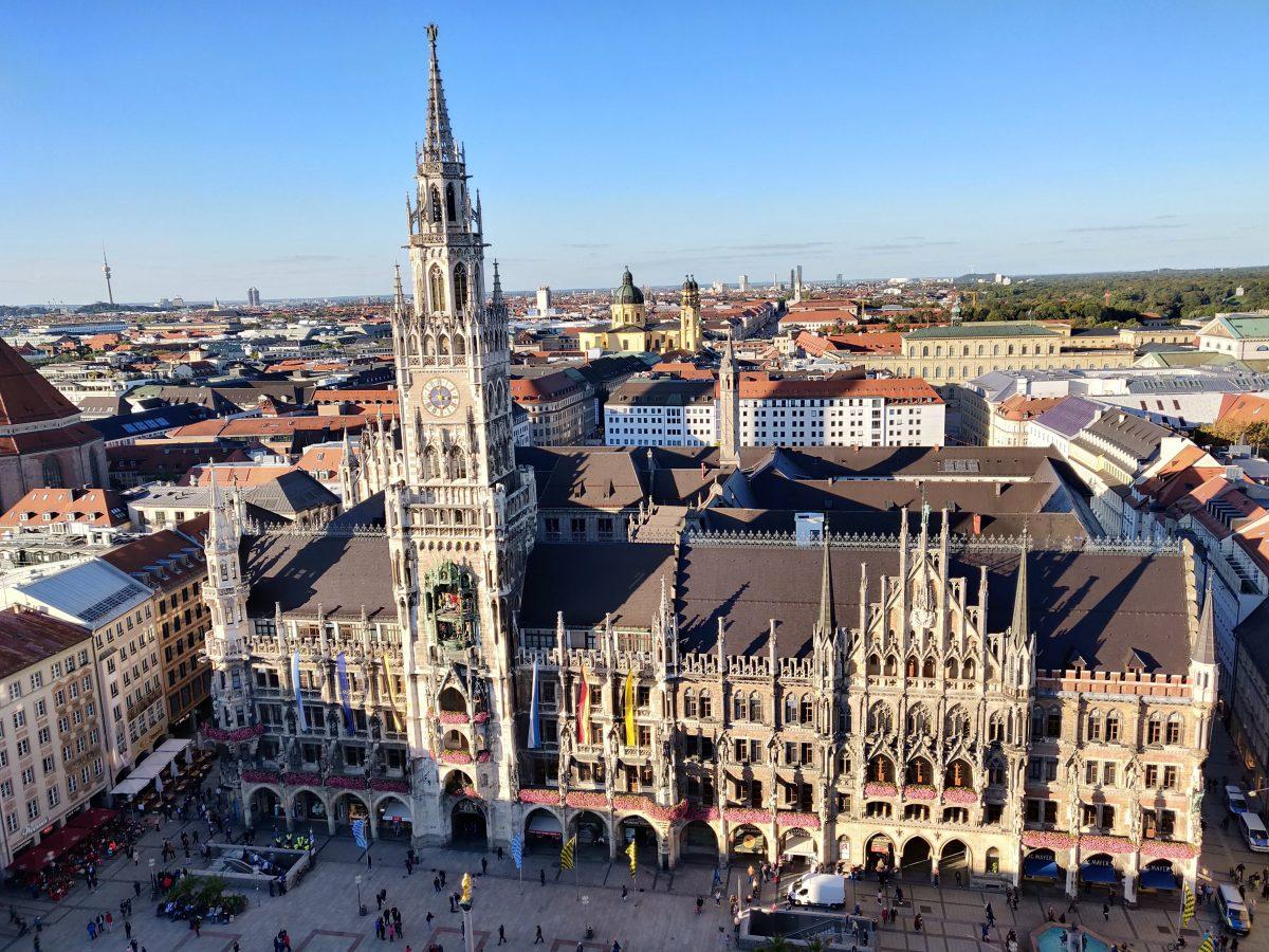 3 days in Munich