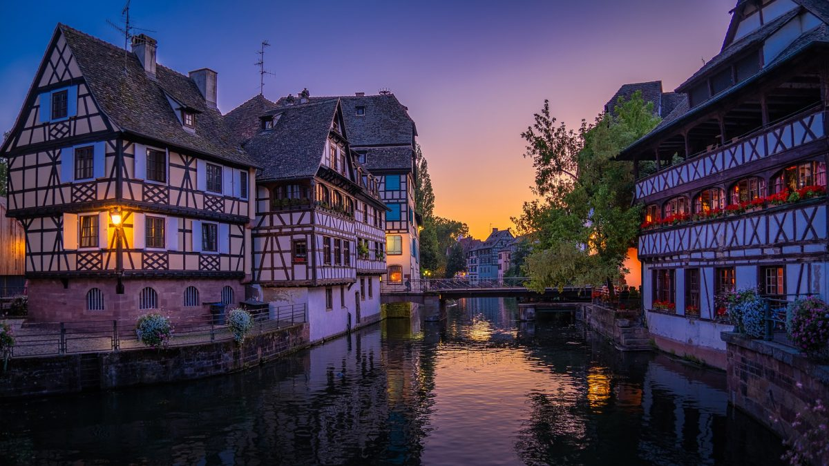 most beautiful cities in France