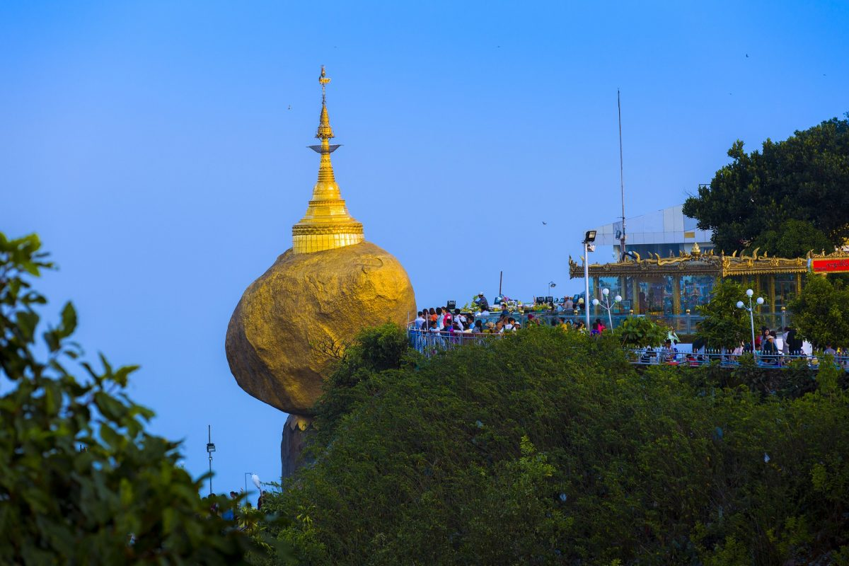 Hpa An itinerary