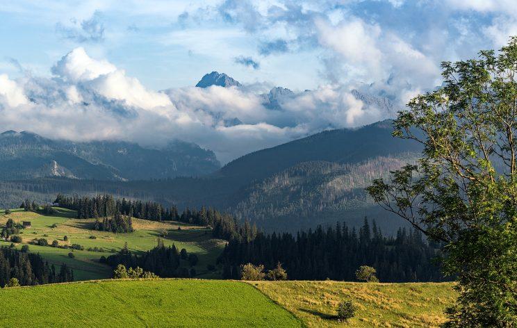 mountains tatry
