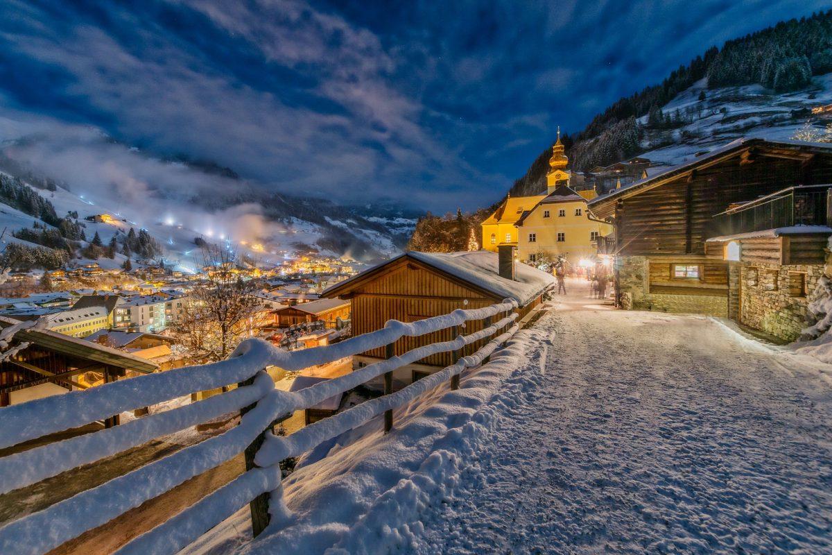 Christmas markets in Austria