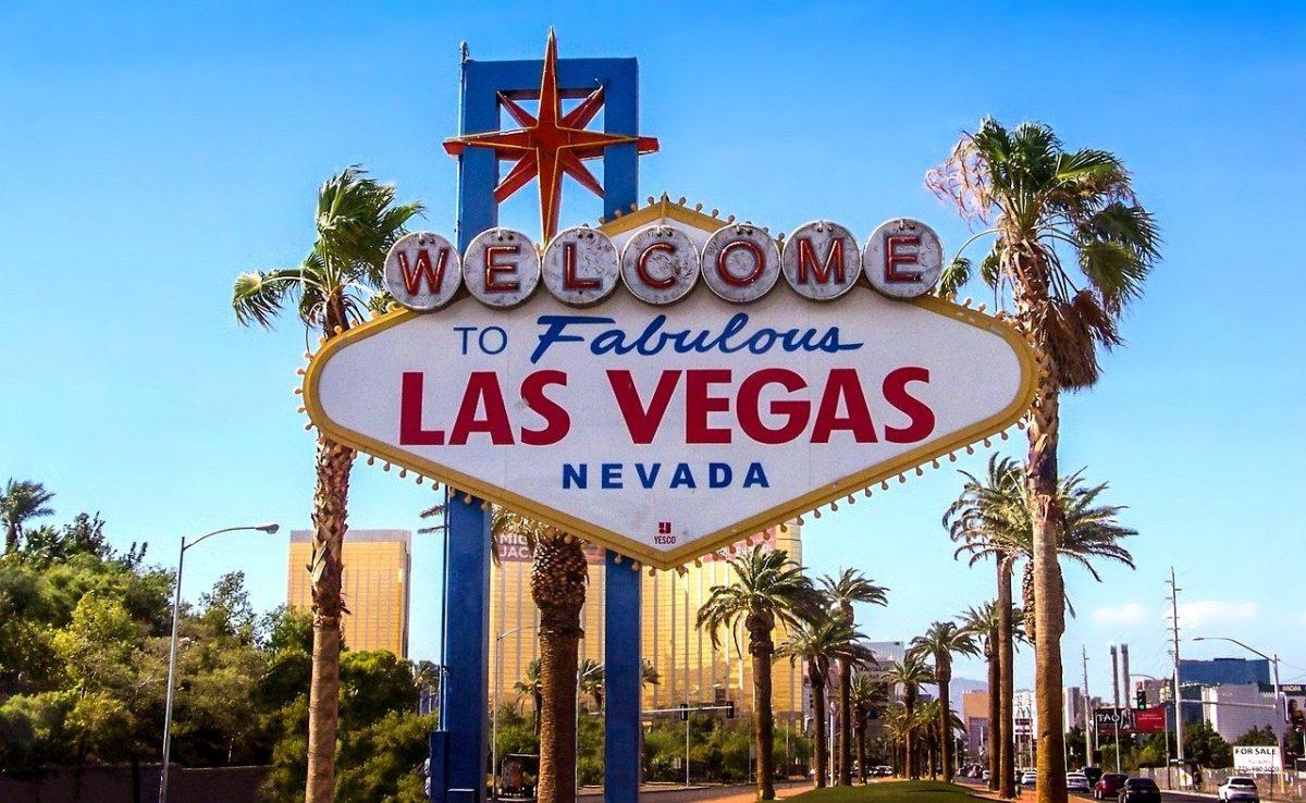 Solo travel in Las Vegas