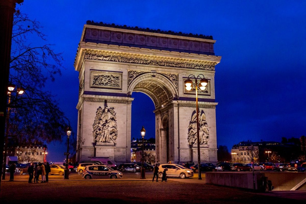 Paris captions for Instagram