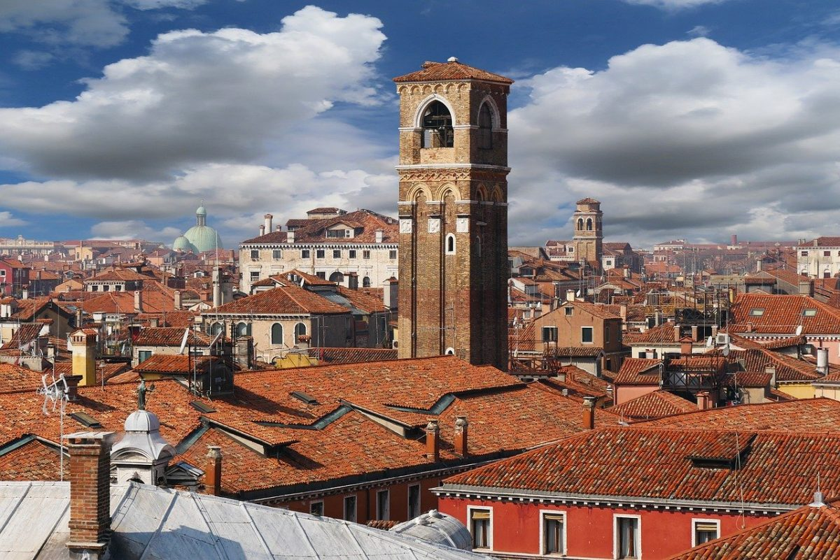 Quotes about Venice