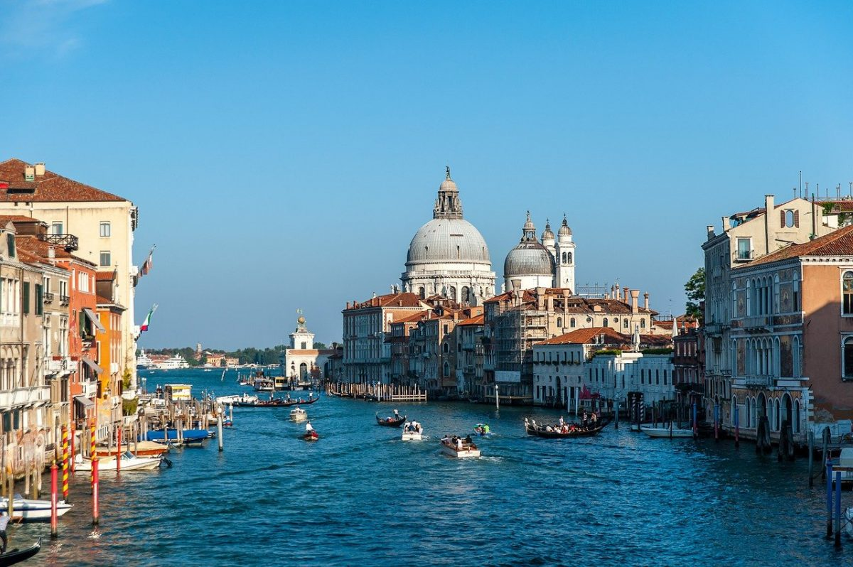 poems about Venice italy