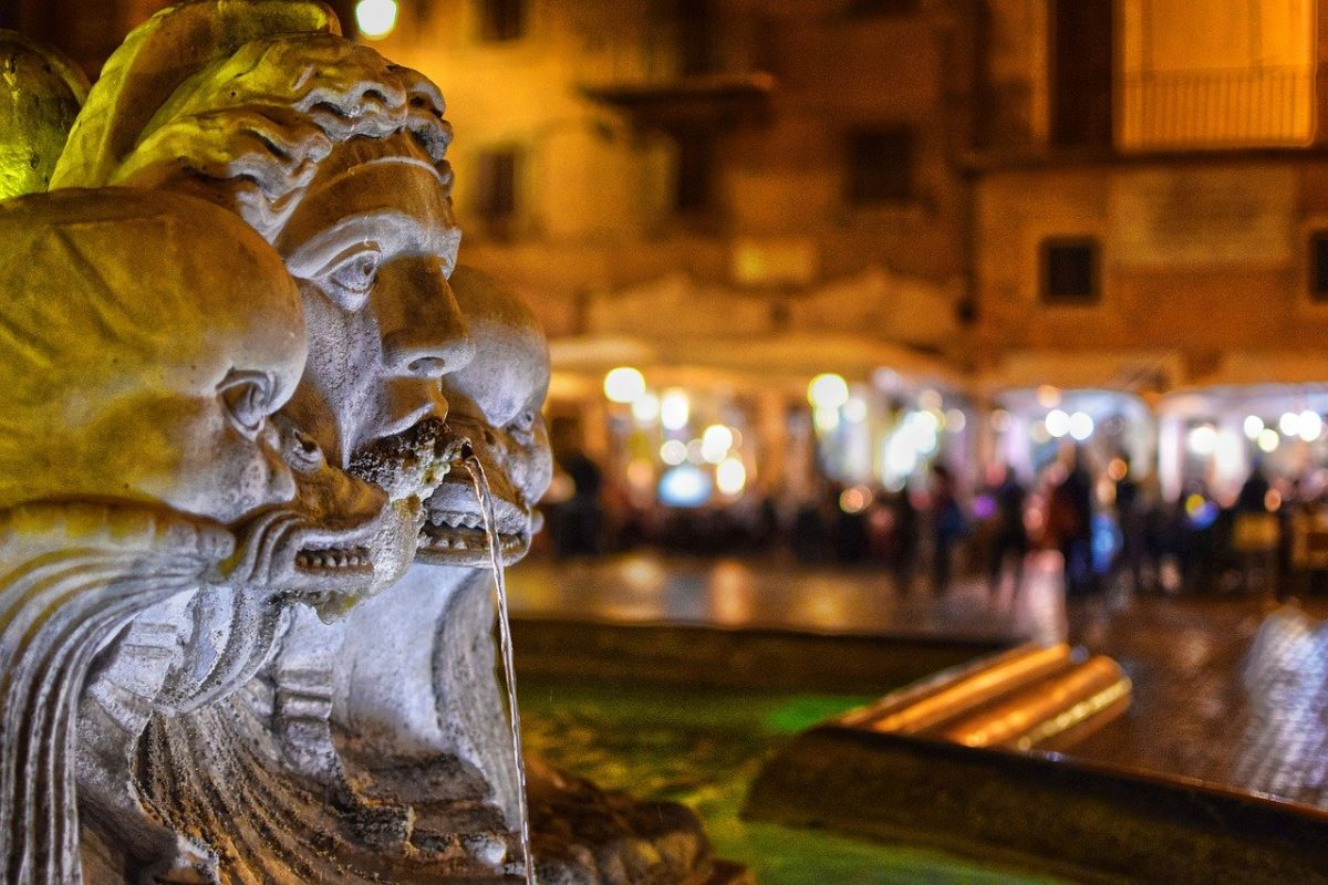 When in Rome: The Eternal City takes a step back in time