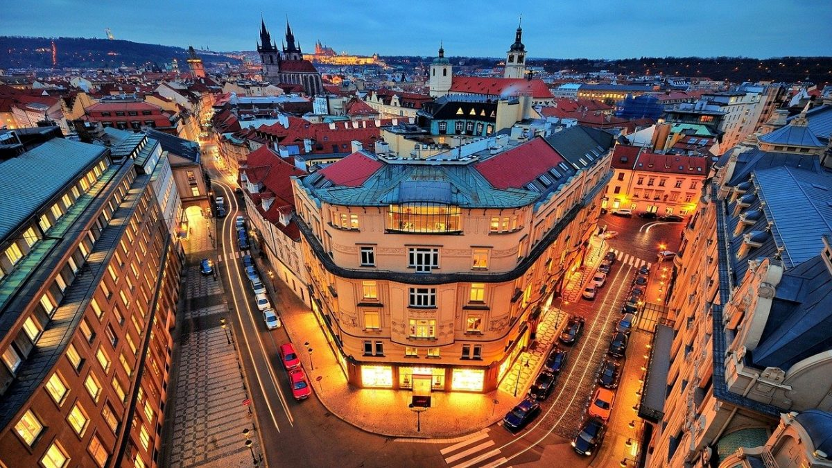 quotes about Prague