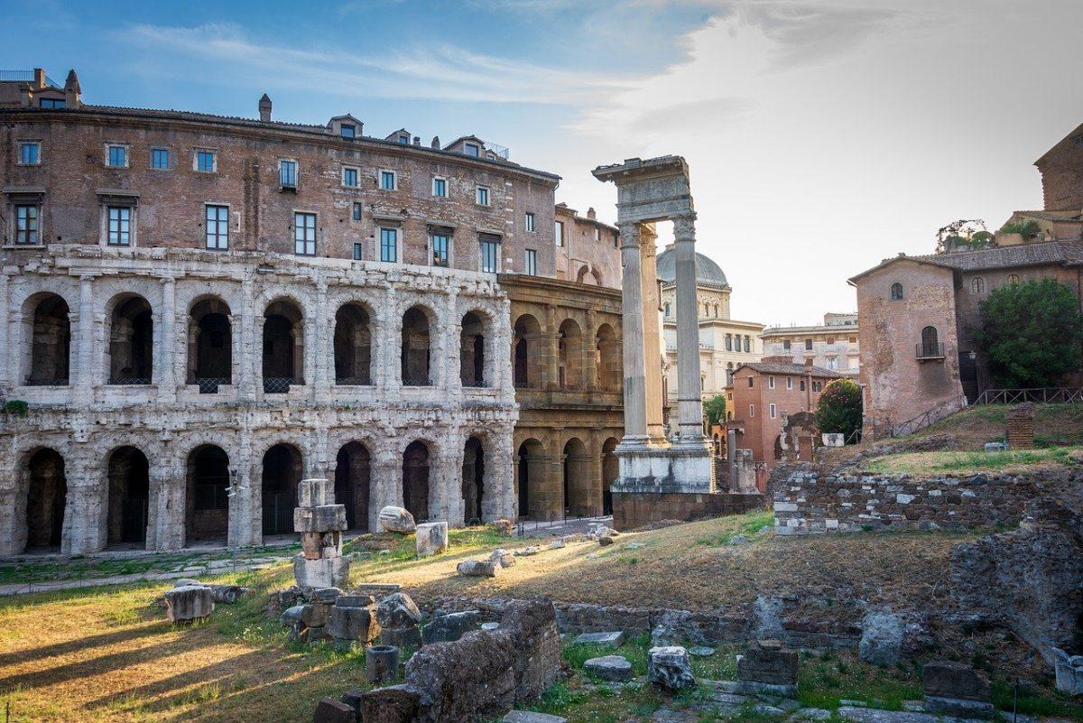 Rome Instagram captions