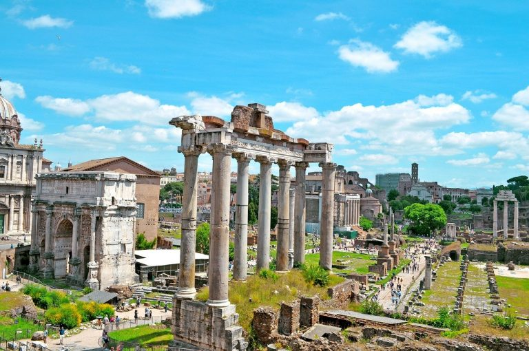 195 Rome Quotes To Take You Back in Time in The Eternal City