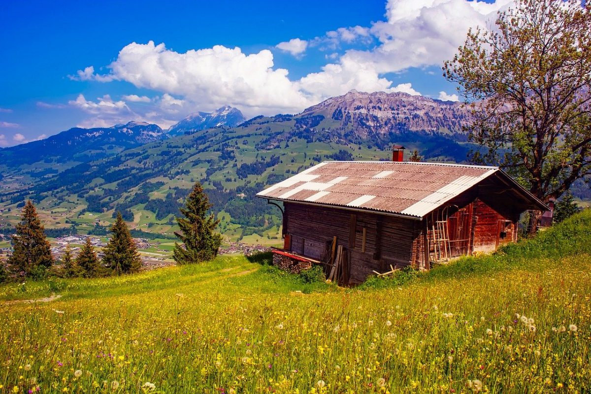 Quotes about Switzerland