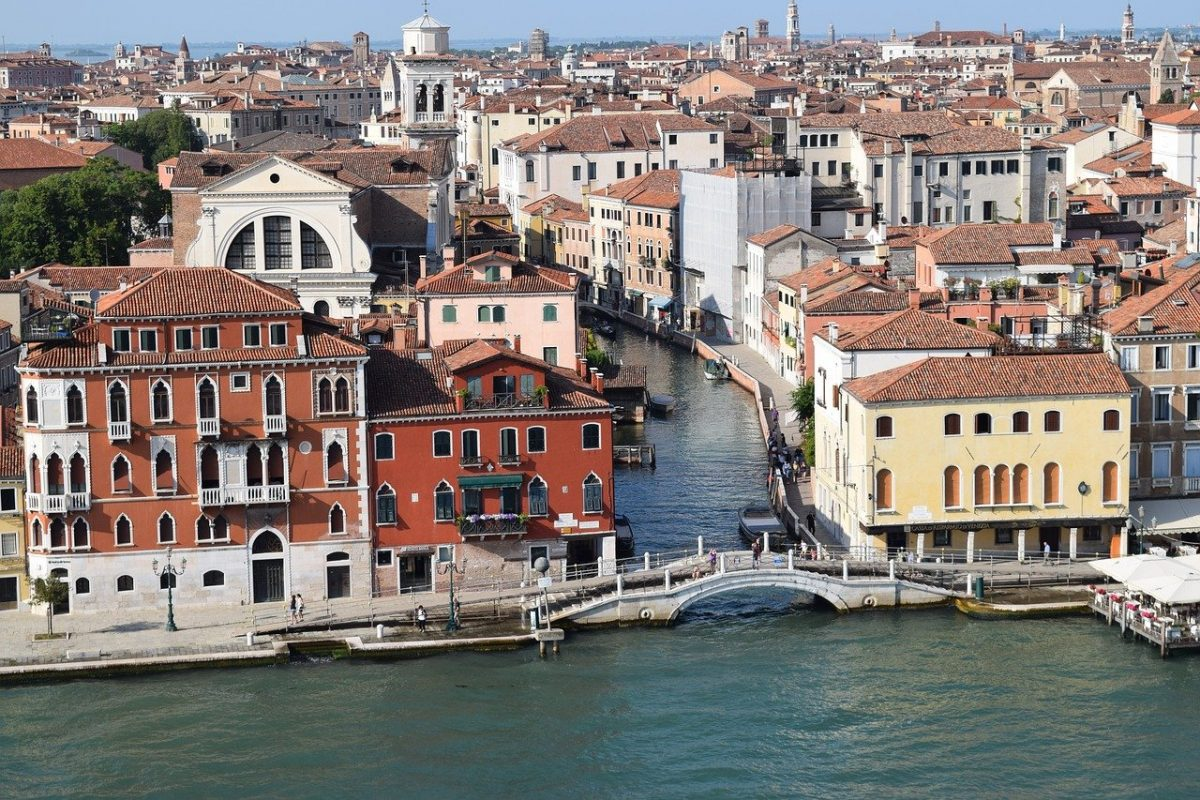 Venice Italy captions