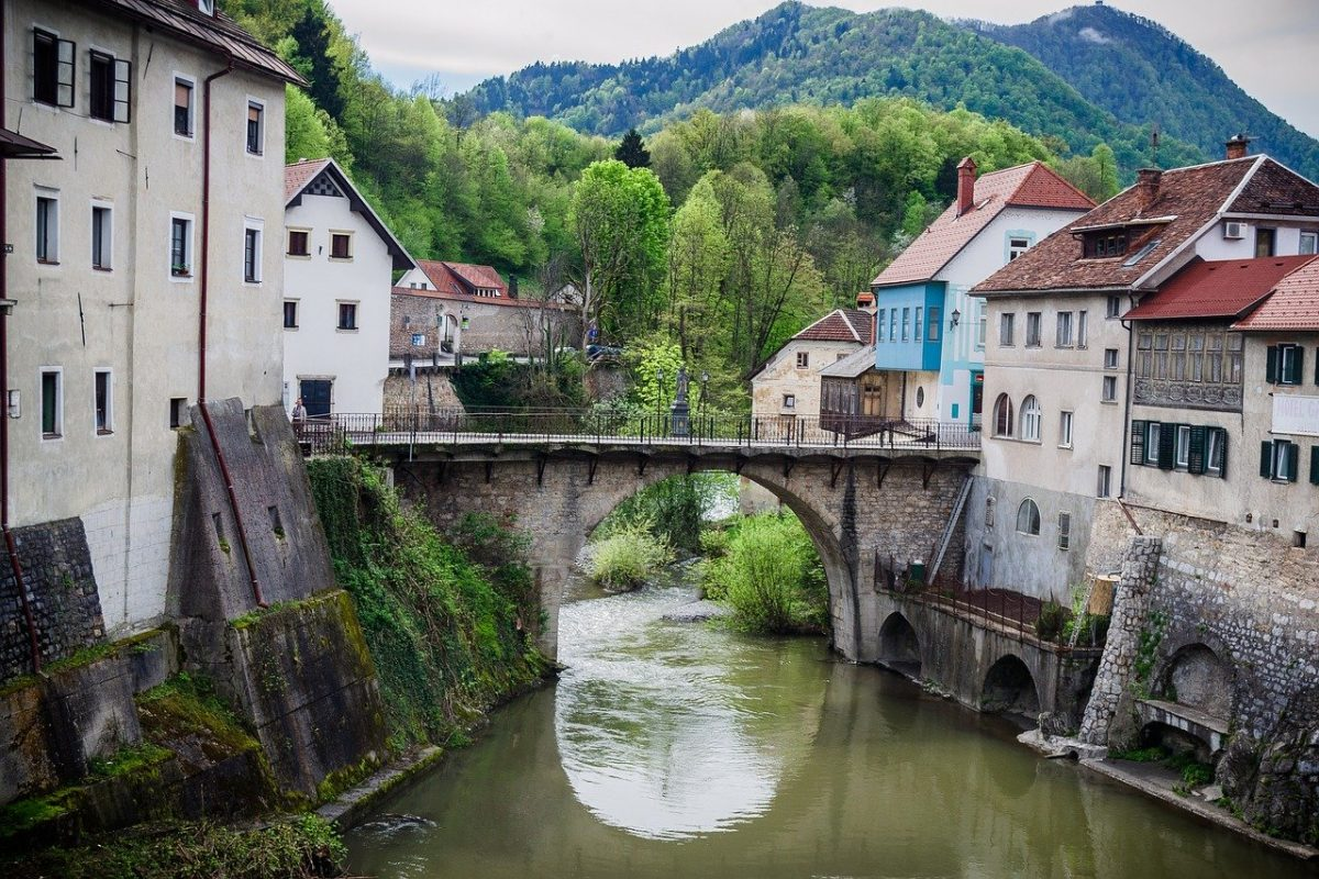 most beautiful places in Slovenia