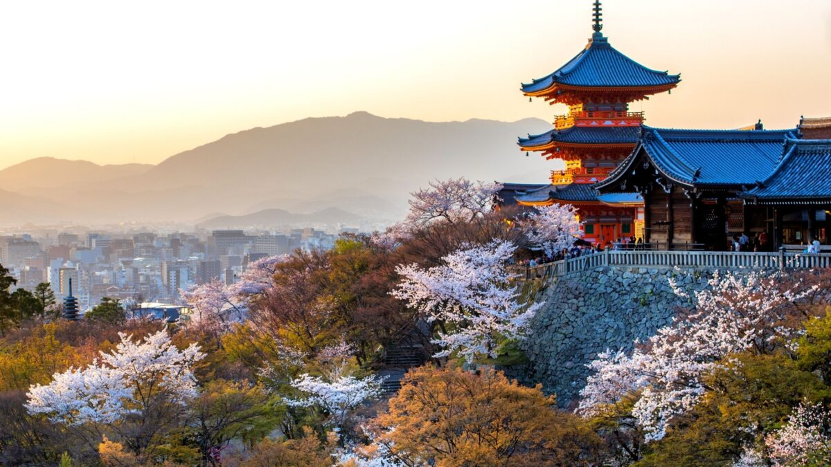 itinerary for kyoto