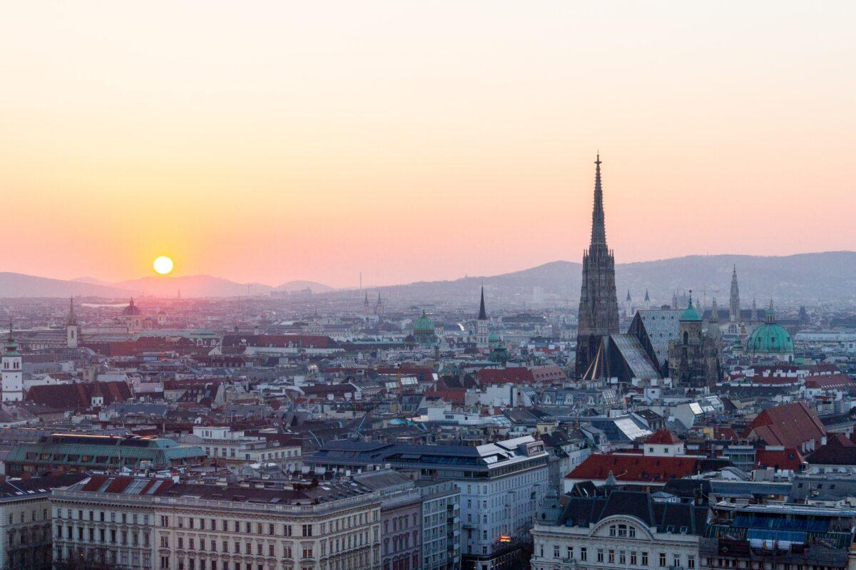 Vienna captions for Instagram