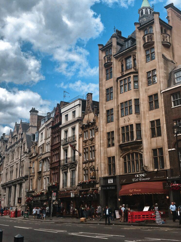 London captions for Instagram