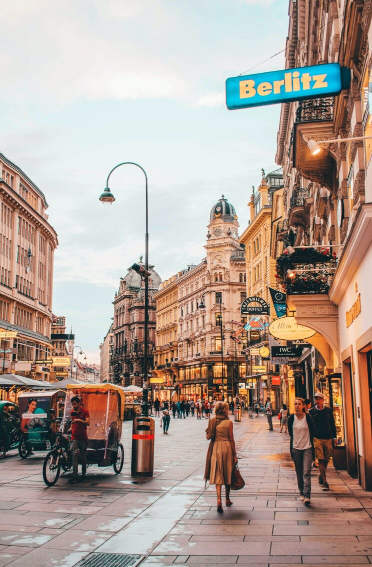 quotes about Vienna