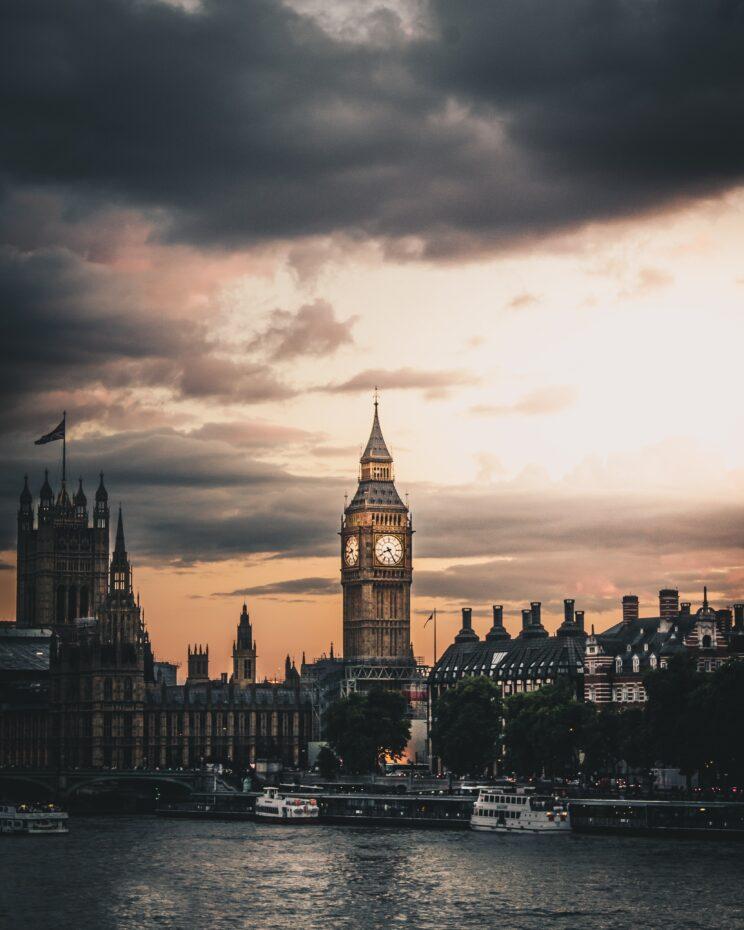 London captions