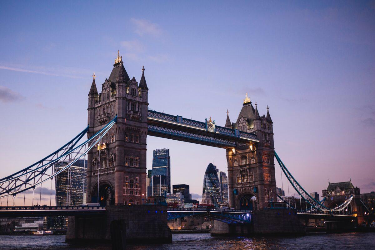 London captions Instagram