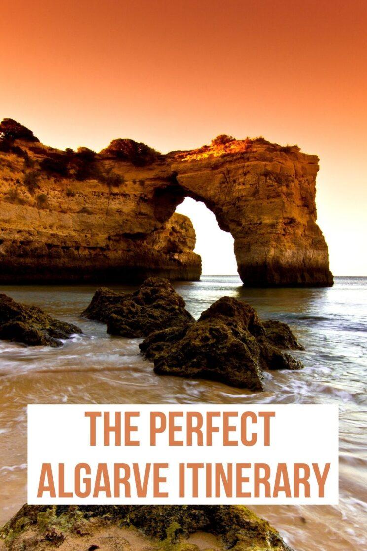 Algarve itinerary