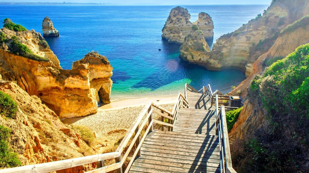 5 days in algarve itinerary