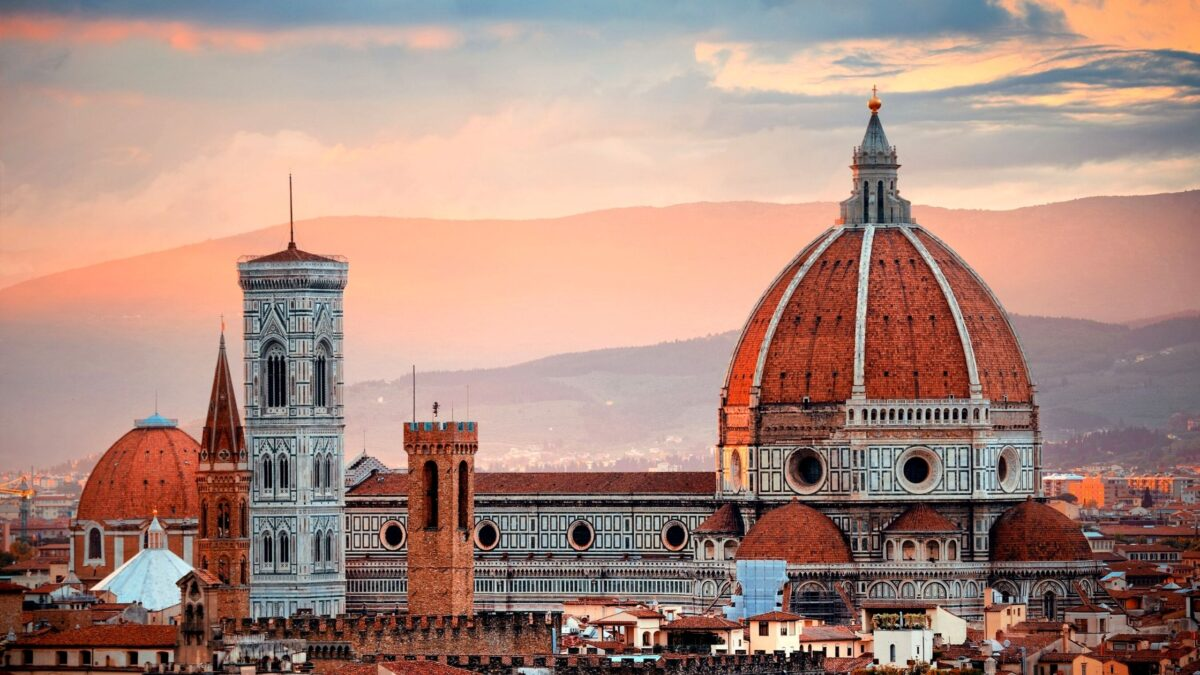 Beautiful Italy cities