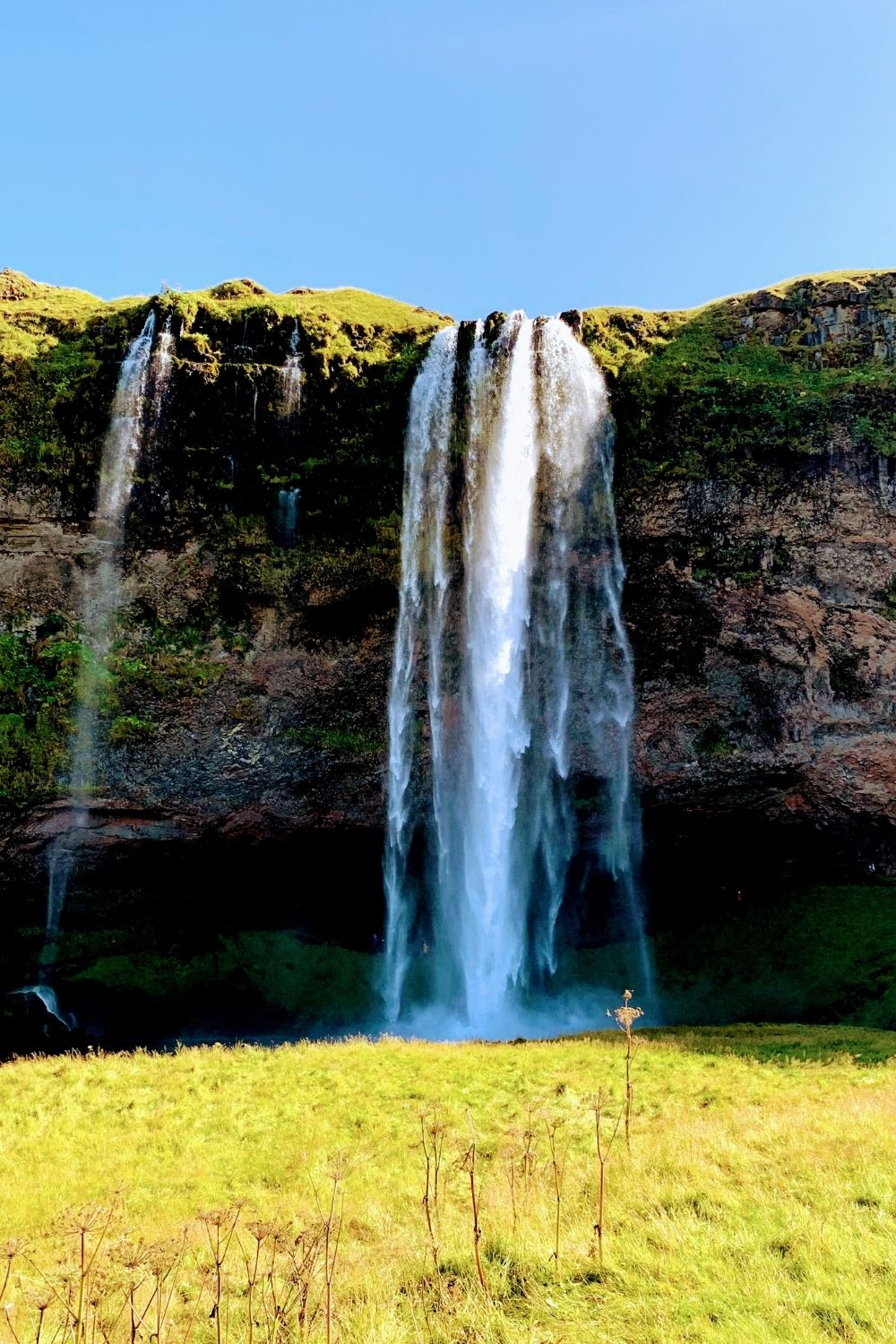 inspirational quotes about waterfalls