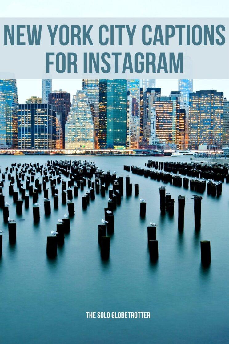 New York City captions