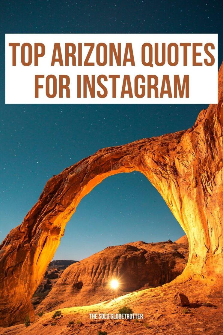 Arizona quotes