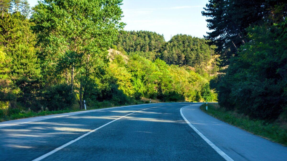 road trip in Spain