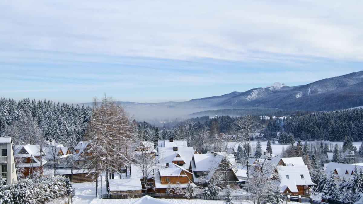 zakopane ski resort