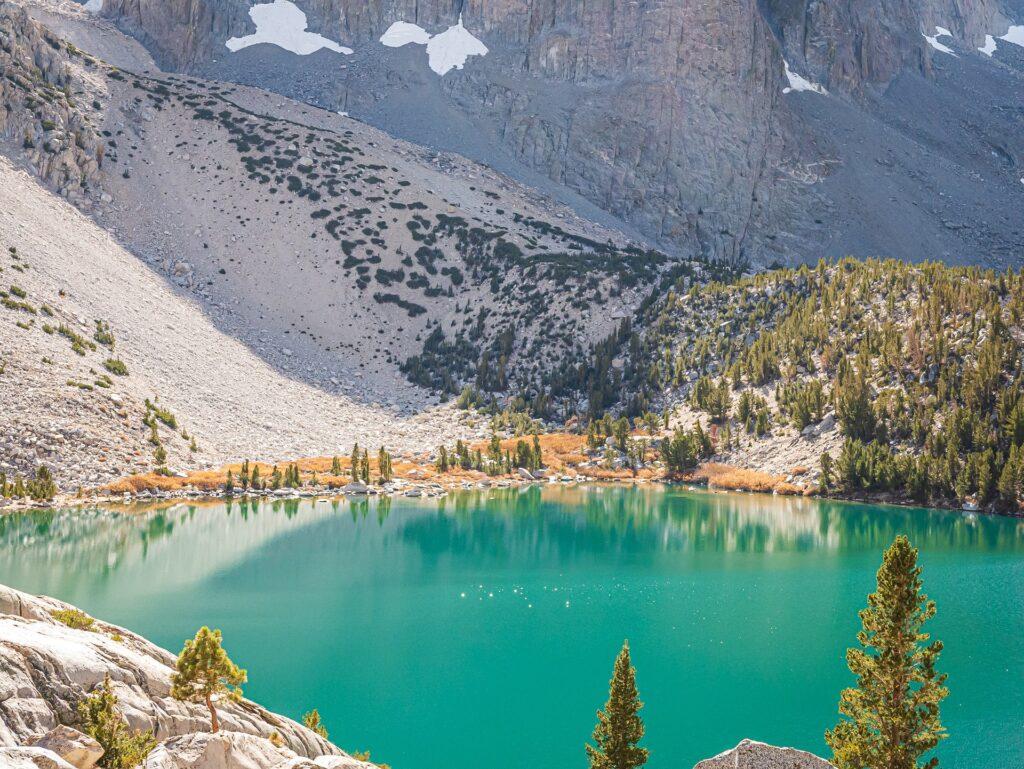 Big Pine Lakes hike