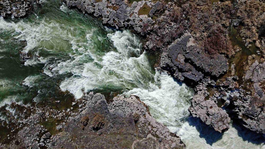 Waterfalls in Twin Falls Id