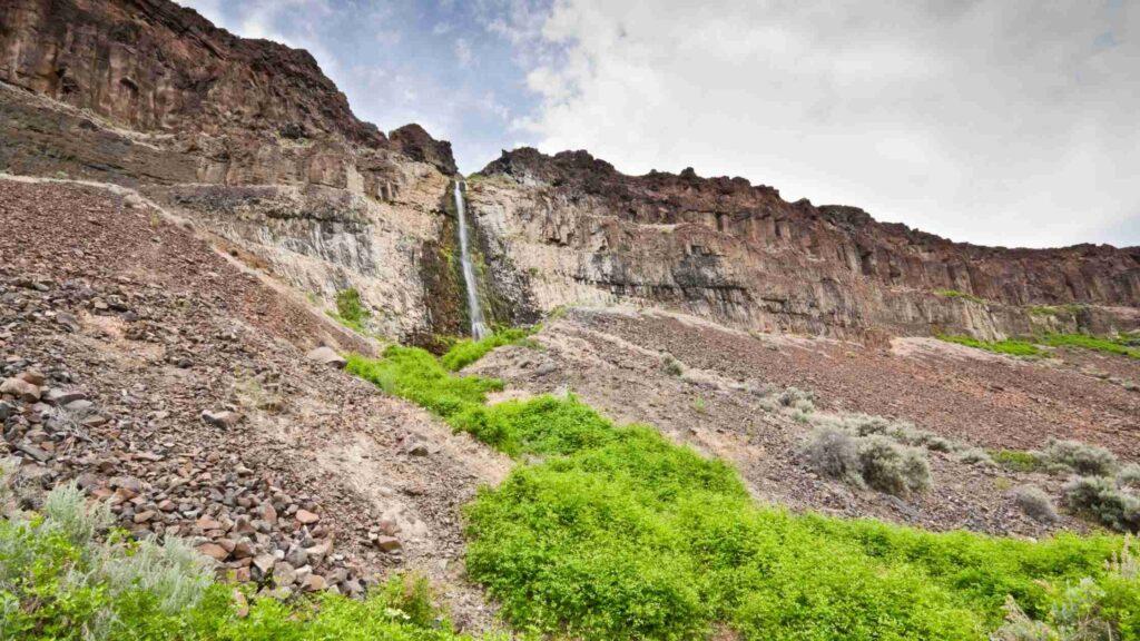 Waterfalls in Twin Falls Idaho
