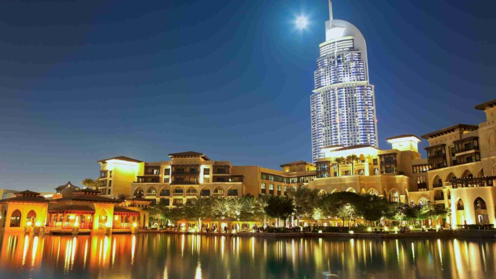 Dubai solo travel