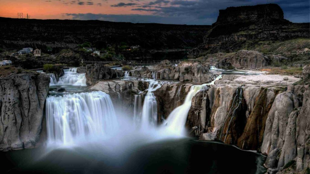 history of twin falls idaho