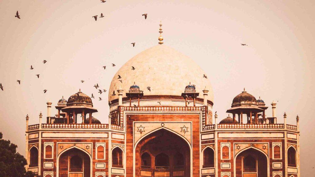 New Delhi in 3 days