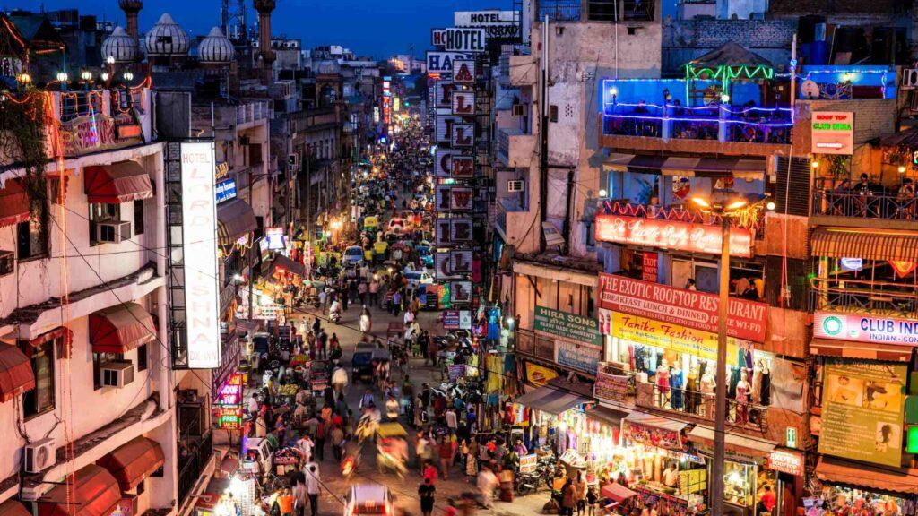 Delhi itinerary