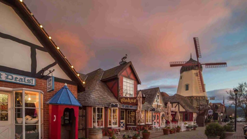 top things to do in Solvang