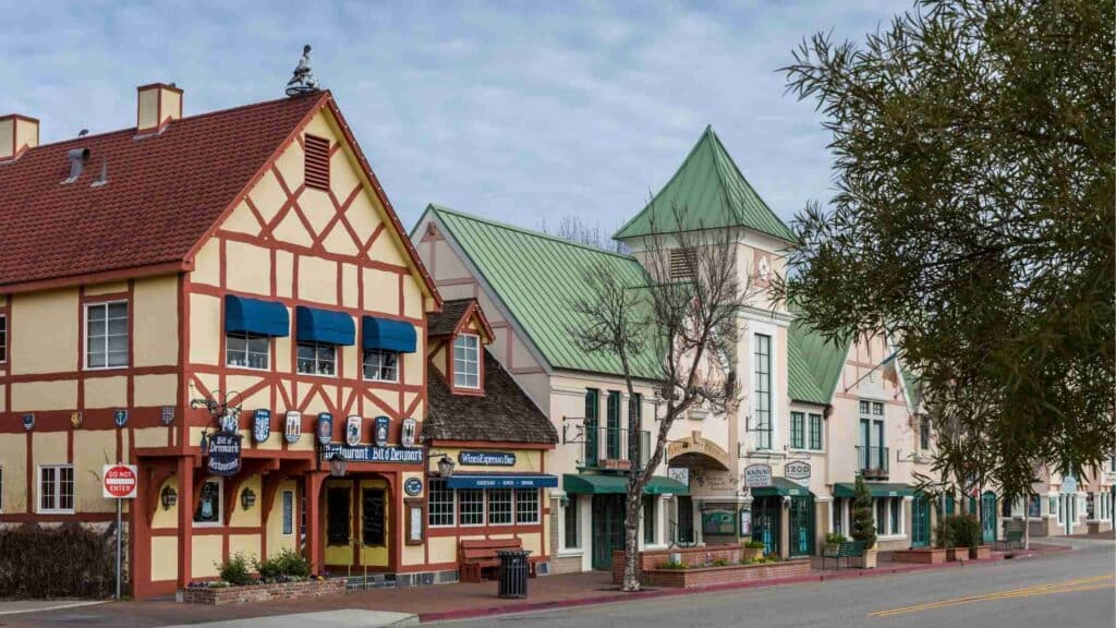 places to visit in Solvang